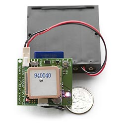 Sparkfun GPS Logger Kit