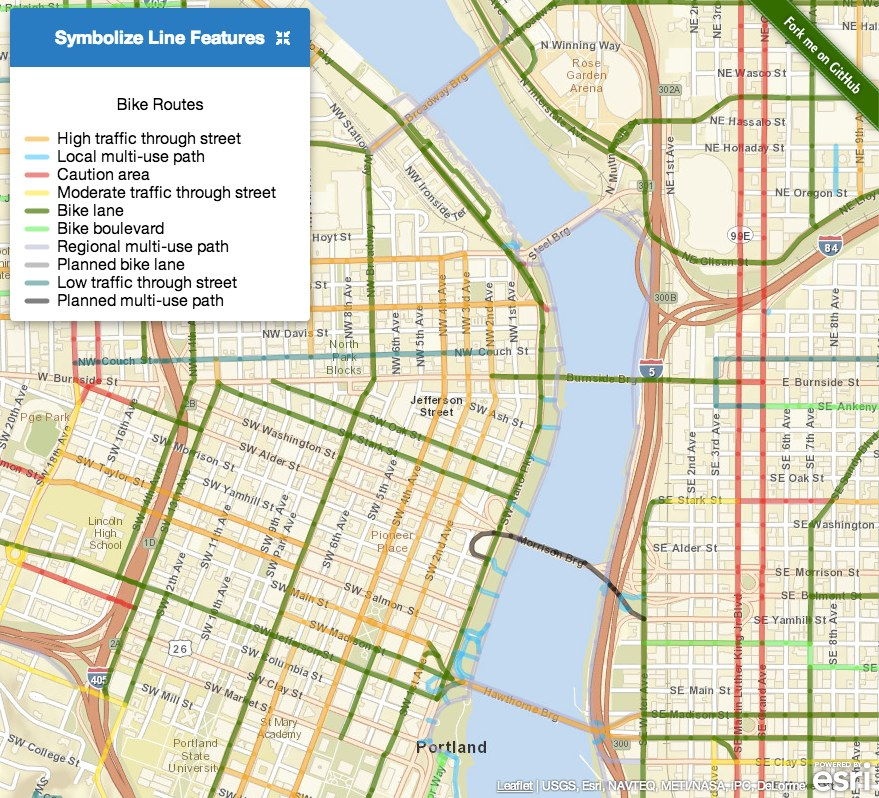 New Esri Open Source Javascript Projects: Esri-Leaflet, Geoservices