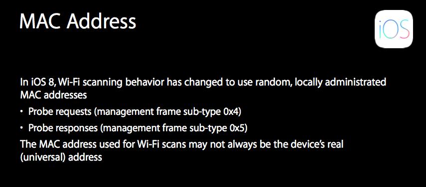 User Privacy in iOS 8 PDF
