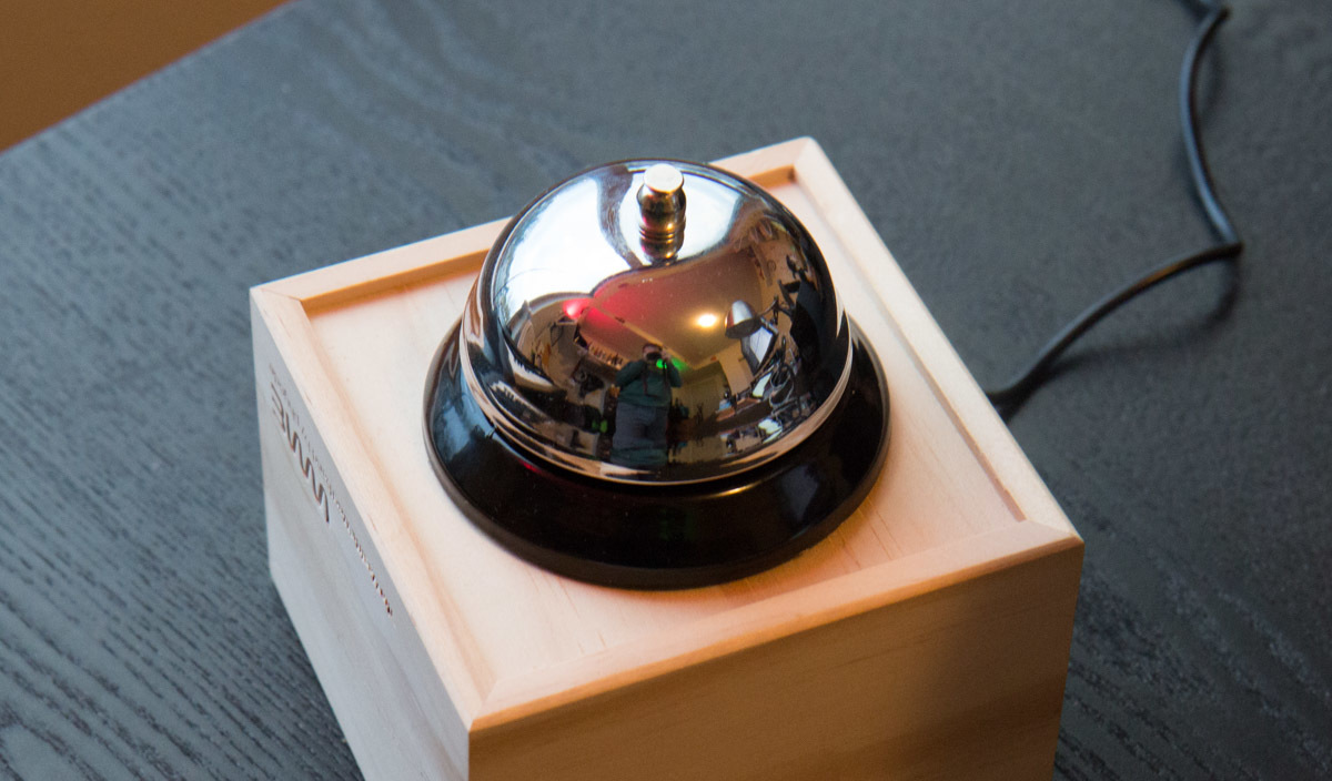 Building A Desk Bell For Kickstarter Alerts With Raspberry Pi Wiringpi Html Zero
