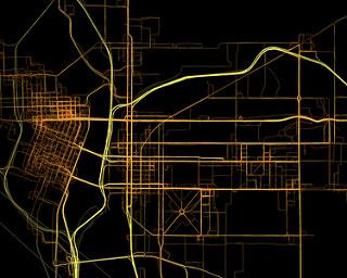 GPS Logs - Portland - 2008-2010